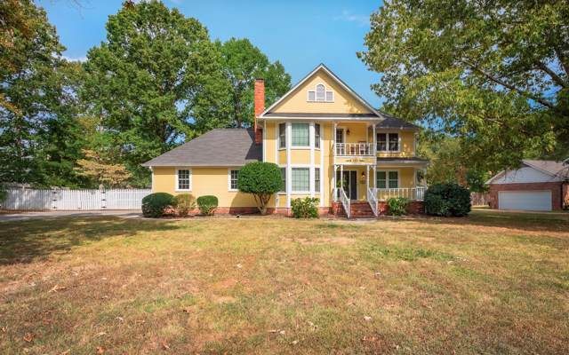 252 NE Hidden Oaks Tr, Cleveland, TN 37312 (MLS #1308096) :: Keller Williams Realty | Barry and Diane Evans - The Evans Group