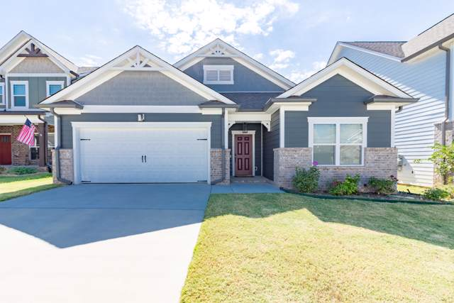 6034 Somerhaven Tr, Hixson, TN 37343 (MLS #1308101) :: Keller Williams Realty | Barry and Diane Evans - The Evans Group