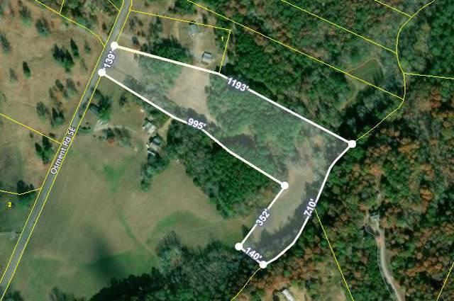 00 SE Osment Rd, Cleveland, TN 37323 (MLS #1308194) :: Keller Williams Realty | Barry and Diane Evans - The Evans Group