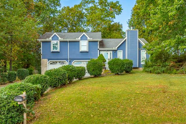 6135 Blue Ash Dr, Ooltewah, TN 37363 (MLS #1308232) :: The Weathers Team