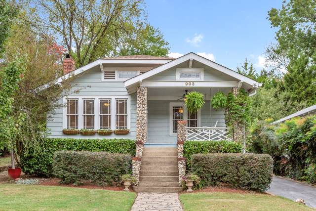 903 Young Ave, Chattanooga, TN 37405 (MLS #1308358) :: The Jooma Team