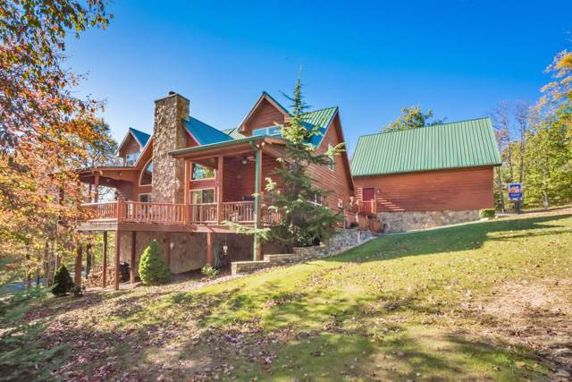 74 Log Cabin Ln, Dunlap, TN 37327 (MLS #1308363) :: Keller Williams Realty | Barry and Diane Evans - The Evans Group