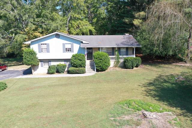 1323 Holcomb Rd, Ringgold, GA 30736 (MLS #1308407) :: The Jooma Team