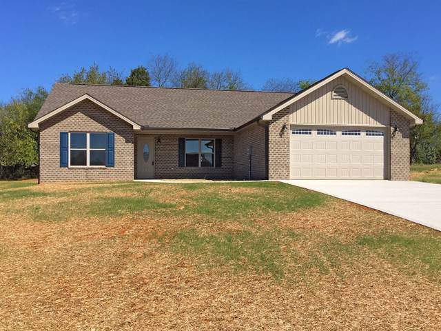 126 Crosslake Ln, Dandridge, TN 37725 (MLS #1308459) :: Grace Frank Group