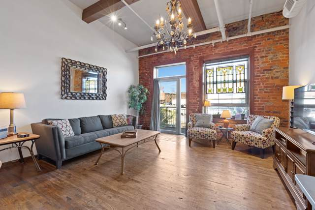 232 E 11th St #224, Chattanooga, TN 37402 (MLS #1308482) :: Grace Frank Group