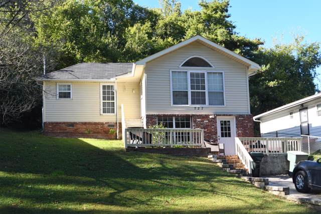 727 Talley Rd, Chattanooga, TN 37411 (MLS #1308677) :: Chattanooga Property Shop