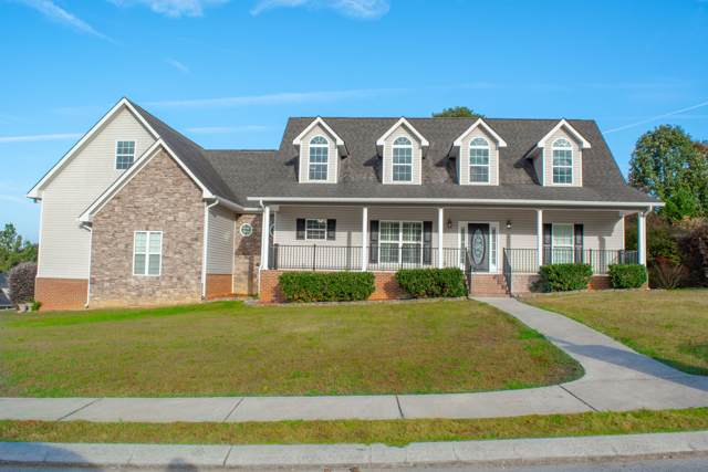 205 Canary Cir, Ringgold, GA 30736 (MLS #1308859) :: Keller Williams Realty | Barry and Diane Evans - The Evans Group
