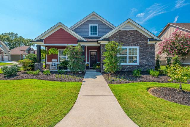8758 Skybrook Dr, Ooltewah, TN 37363 (MLS #1308952) :: The Mark Hite Team