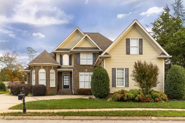 1171 Norfolk Green Cir #3, Chattanooga, TN 37421 (MLS #1308954) :: The Mark Hite Team