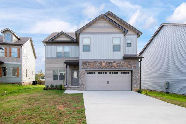 1148 NW Stone Gate Cir Nw, Cleveland, TN 37312 (MLS #1309072) :: Keller Williams Realty | Barry and Diane Evans - The Evans Group