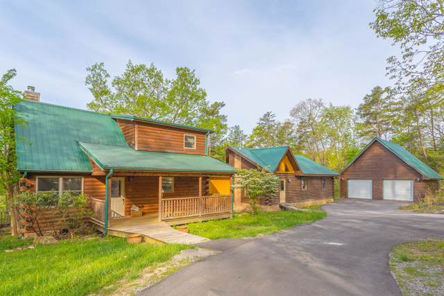272 Tree House Tr, Dunlap, TN 37327 (MLS #1309115) :: Keller Williams Realty | Barry and Diane Evans - The Evans Group