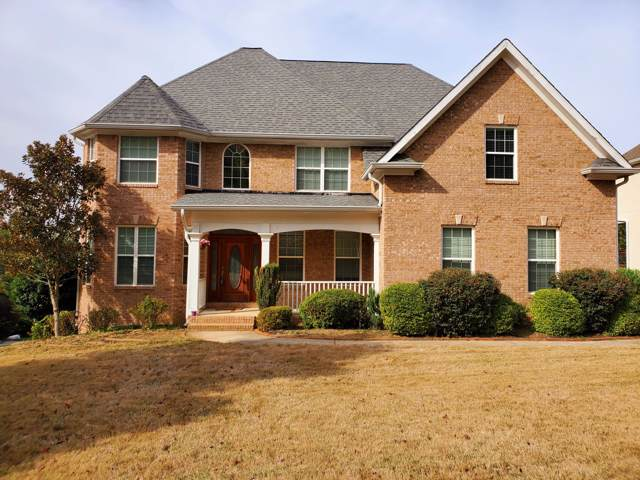 2803 Beaver Run Ln, Ooltewah, TN 37363 (MLS #1309147) :: The Robinson Team