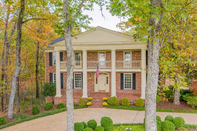 1201 E Brow Rd, Signal Mountain, TN 37377 (MLS #1309154) :: Keller Williams Realty | Barry and Diane Evans - The Evans Group