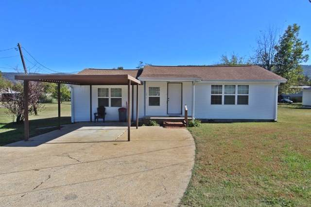 11616 S S. Main Street St, Trenton, GA 30752 (MLS #1309294) :: Chattanooga Property Shop
