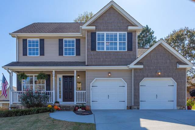 116 Creekview Dr, Ringgold, GA 30736 (MLS #1309313) :: Keller Williams Realty | Barry and Diane Evans - The Evans Group