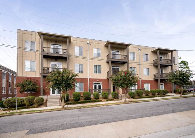 863 Flynn St #305, Chattanooga, TN 37403 (MLS #1309356) :: The Edrington Team