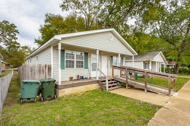 1105 E 14th St, Chattanooga, TN 37408 (MLS #1309357) :: Keller Williams Realty | Barry and Diane Evans - The Evans Group
