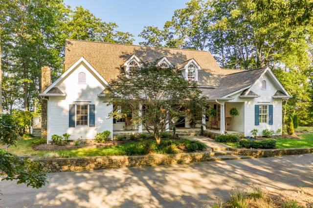 528 Brow Lake Rd, Lookout Mountain, GA 30750 (MLS #1309361) :: The Edrington Team