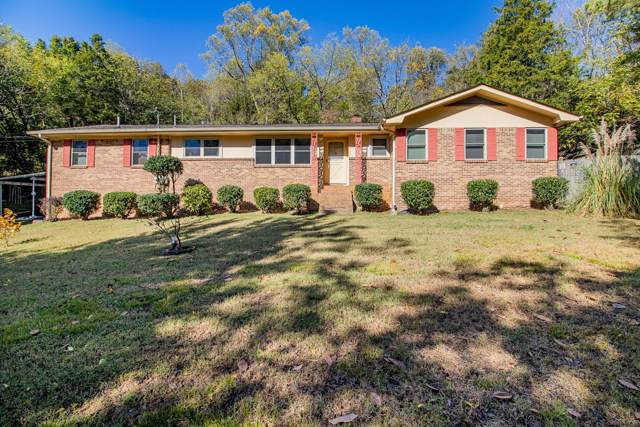 619 Lullwater Rd, Chattanooga, TN 37405 (MLS #1309380) :: The Robinson Team