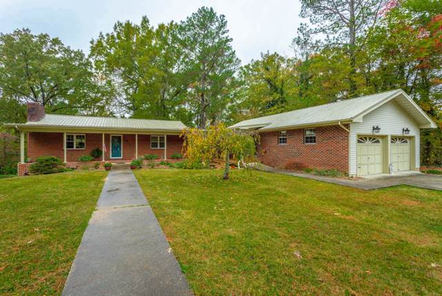 140 Johnson Rd, Chickamauga, GA 30707 (MLS #1309434) :: The Robinson Team