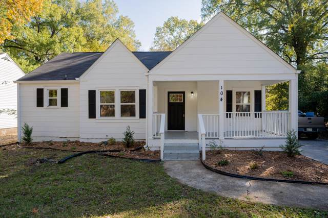 104 N Moore Rd, Chattanooga, TN 37411 (MLS #1309498) :: The Edrington Team
