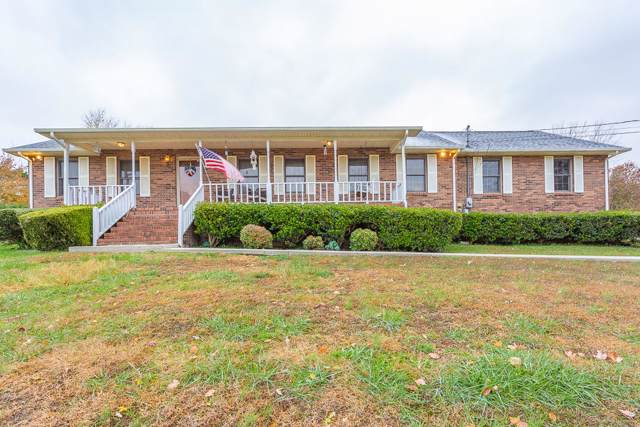 705 Morrison Spring Rd, Whitwell, TN 37397 (MLS #1309503) :: The Edrington Team