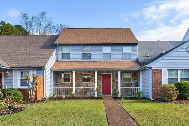 1353 Village Green Dr, Hixson, TN 37343 (MLS #1309584) :: Denise Murphy with Keller Williams Realty