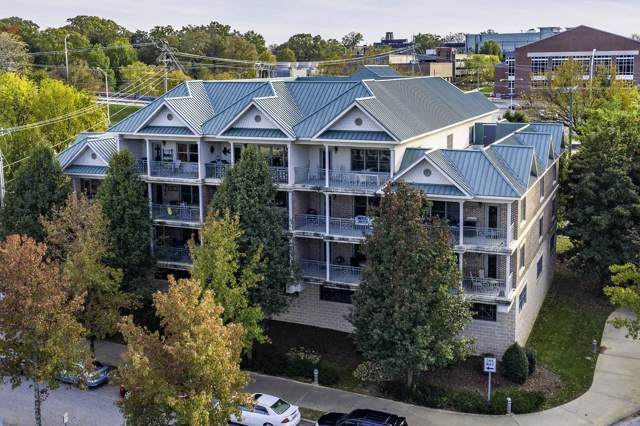737 Battery Pl Apt 202, Chattanooga, TN 37403 (MLS #1309637) :: The Edrington Team