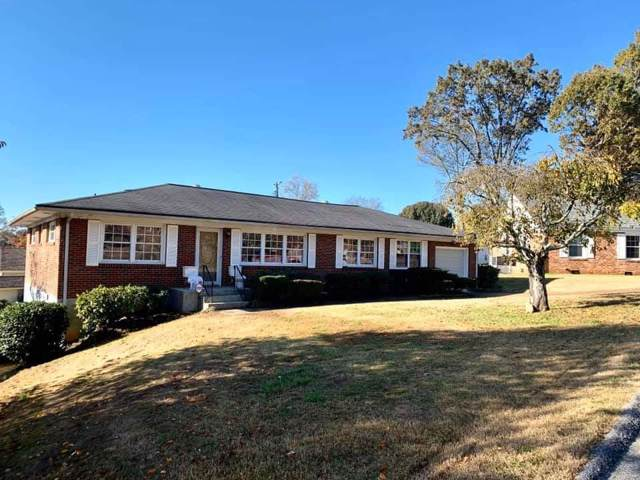 4124 Briar St, Chattanooga, TN 37412 (MLS #1309683) :: Chattanooga Property Shop