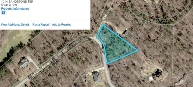 1014 Sandstone Ter Lot 54, Soddy Daisy, TN 37379 (MLS #1309714) :: Keller Williams Realty | Barry and Diane Evans - The Evans Group