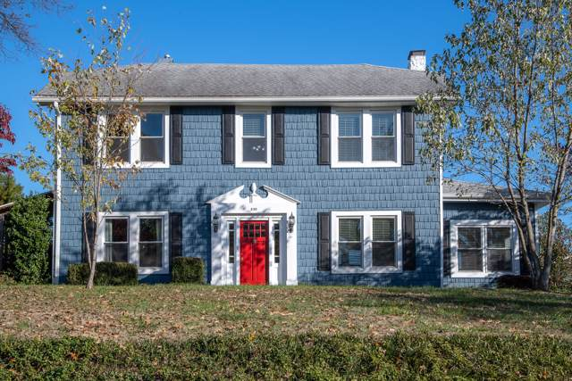 630 S Crest Rd, Chattanooga, TN 37404 (MLS #1309752) :: Keller Williams Realty | Barry and Diane Evans - The Evans Group