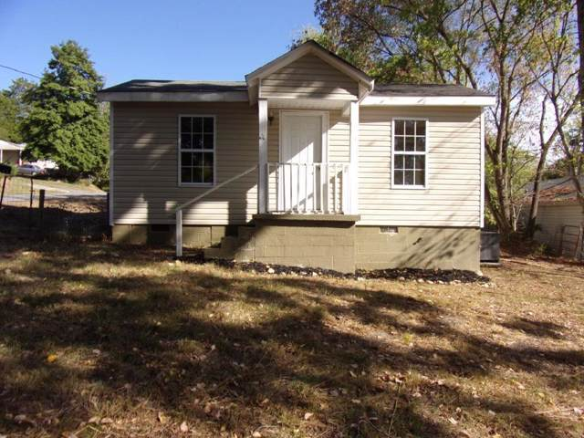932 Hulana St, Rossville, GA 30741 (MLS #1309759) :: Keller Williams Realty | Barry and Diane Evans - The Evans Group