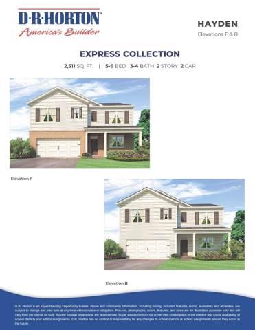12210 Bull Run, Lot 96, Birchwood, TN 37308 (MLS #1309829) :: Chattanooga Property Shop