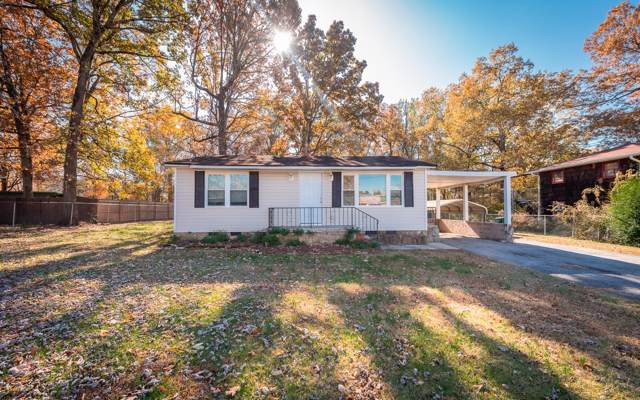 8342 Iris Rd, Chattanooga, TN 37421 (MLS #1309859) :: Keller Williams Realty | Barry and Diane Evans - The Evans Group
