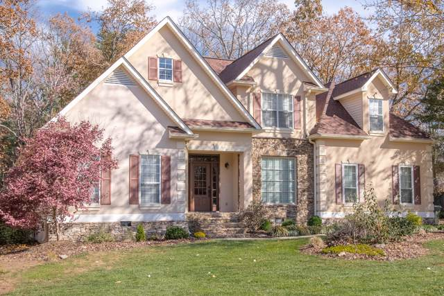 2103 Mountain Hollow Dr, Signal Mountain, TN 37377 (MLS #1309911) :: Keller Williams Realty | Barry and Diane Evans - The Evans Group
