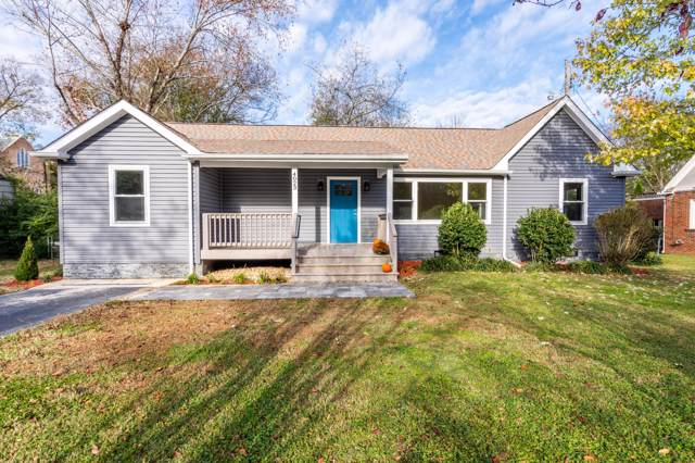 4023 Sunbeam Ave, Chattanooga, TN 37411 (MLS #1309970) :: Keller Williams Realty | Barry and Diane Evans - The Evans Group