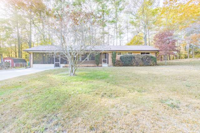 209 Dogwood Dr, Chatsworth, GA 30705 (MLS #1309974) :: Keller Williams Realty | Barry and Diane Evans - The Evans Group