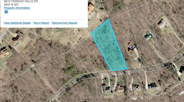 8819 Terrace Falls Dr Lot 110, Soddy Daisy, TN 37379 (MLS #1309982) :: Keller Williams Realty | Barry and Diane Evans - The Evans Group
