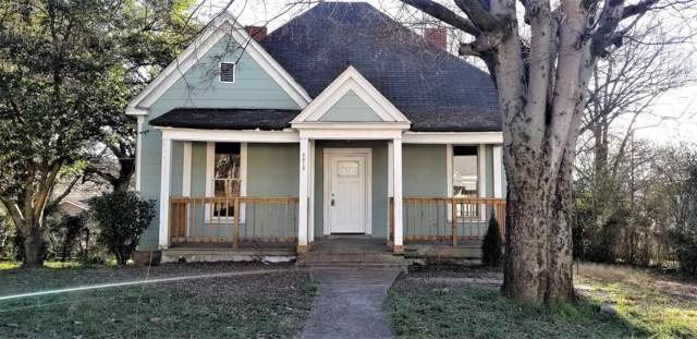 2210 Wilder St, Chattanooga, TN 37406 (MLS #1309984) :: Keller Williams Realty | Barry and Diane Evans - The Evans Group