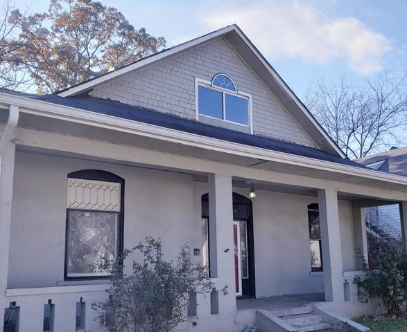 2206 Bailey Ave, Chattanooga, TN 37404 (MLS #1309986) :: Keller Williams Realty | Barry and Diane Evans - The Evans Group