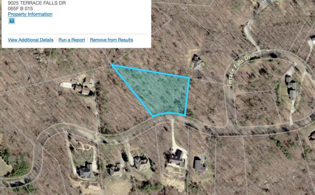 9025 Terrace Falls Dr Lot 102, Soddy Daisy, TN 37379 (MLS #1309988) :: Keller Williams Realty | Barry and Diane Evans - The Evans Group
