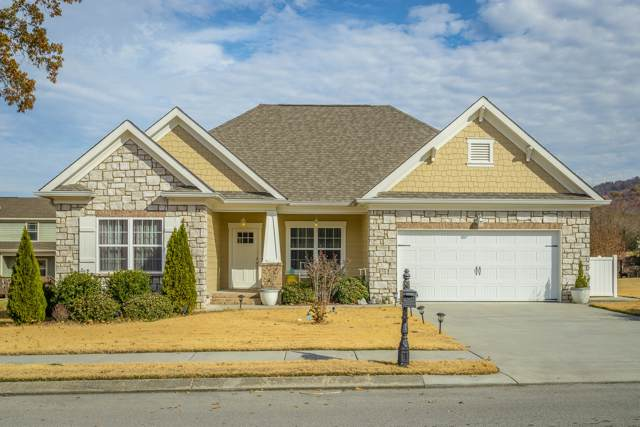 8799 Seven Lakes Dr, Ooltewah, TN 37363 (MLS #1310025) :: Keller Williams Realty | Barry and Diane Evans - The Evans Group