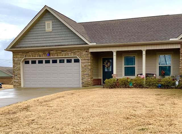 843 Colony Cir /163C, Fort Oglethorpe, GA 30742 (MLS #1310032) :: Chattanooga Property Shop