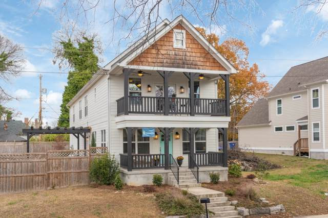 1507 Bailey Ave, Chattanooga, TN 37404 (MLS #1310129) :: Keller Williams Realty | Barry and Diane Evans - The Evans Group