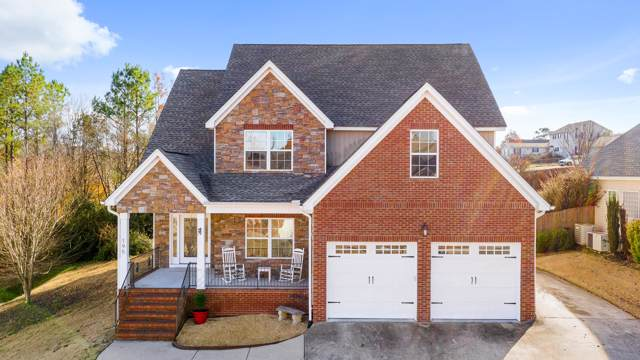 195 Kailors Cove Cir, Ringgold, GA 30736 (MLS #1310179) :: Keller Williams Realty | Barry and Diane Evans - The Evans Group