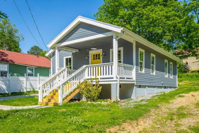 5504 Tennessee Ave, Chattanooga, TN 37409 (MLS #1310187) :: Chattanooga Property Shop