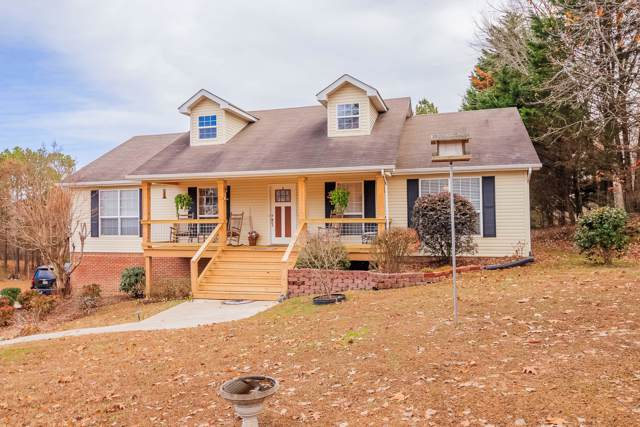 316 Pine Ridge Ext, Ringgold, GA 30736 (MLS #1310202) :: Keller Williams Realty | Barry and Diane Evans - The Evans Group