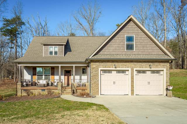 2709 Indian Pipe Ln, Signal Mountain, TN 37377 (MLS #1310348) :: Grace Frank Group