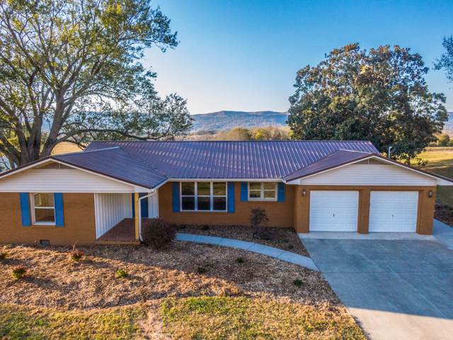9737 Upper East Valley Rd, Pikeville, TN 37367 (MLS #1310350) :: Grace Frank Group