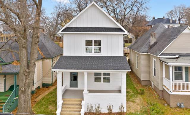 927 E 11th St, Chattanooga, TN 37403 (MLS #1310352) :: The Edrington Team